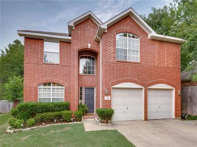 Mckinney Single Family Home For Sale: 709 N Jordan Road