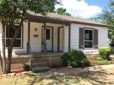 Dallas Single Family Home For Sale: 4233 Glenhaven Boulevard