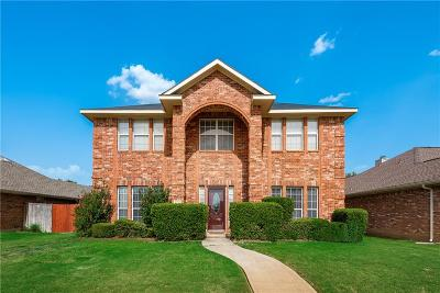 Single Family Home For Sale: 3213 Orchid Drive