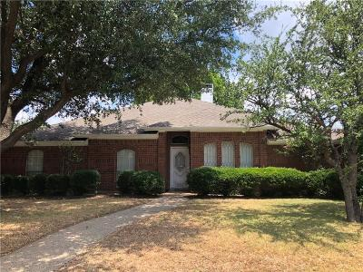 Single Family Home For Sale: 6508 Horizon Place