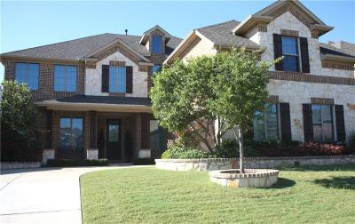 Keller Single Family Home For Sale: 520 Royal Glade Drive