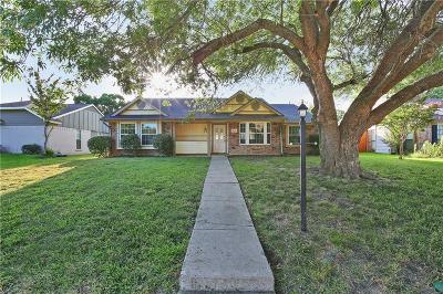 Dallas, Addison Single Family Home For Sale: 18932 Platte River Way