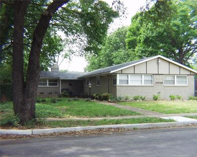 Single Family Home For Sale: 10129 Cromwell Drive