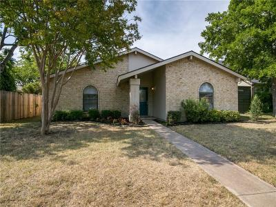 Garland Single Family Home Active Option Contract: 2821 Saint George Drive