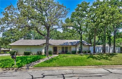 Bedford Single Family Home For Sale: 801 San Marcos Lane