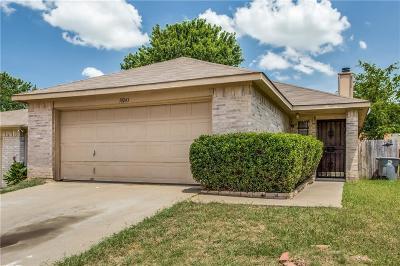 Dallas Single Family Home Active Option Contract: 10243 Blackjack Oaks Drive