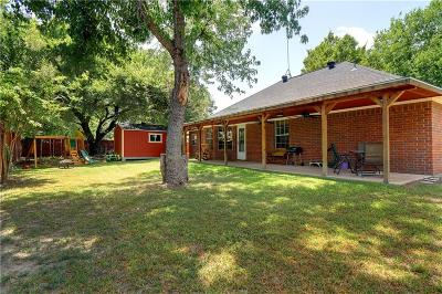Springtown Single Family Home For Sale: 213 Saint Charles Drive