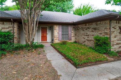 Keller Single Family Home Active Option Contract: 1217 Oak Drive
