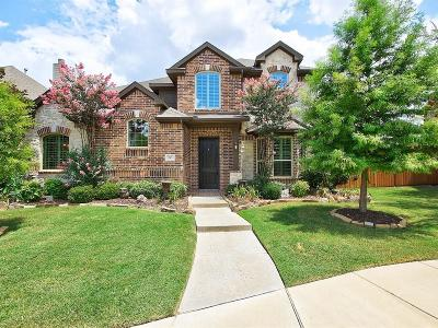 Allen Single Family Home Active Contingent: 945 Panther Lane