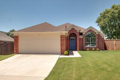 Flower Mound Single Family Home For Sale: 1732 Lansdale Drive