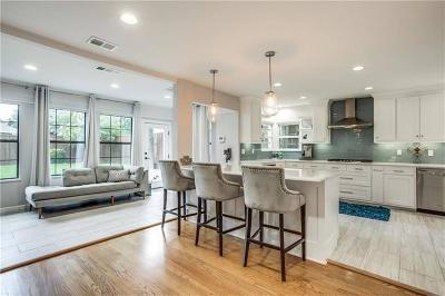 Dallas Single Family Home For Sale: 5814 Palm Lane
