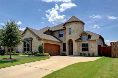 Keller Single Family Home Active Option Contract: 1724 Queensgate Drive