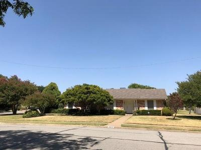 Farmers Branch Single Family Home Active Option Contract: 14334 Southern Pines Drive