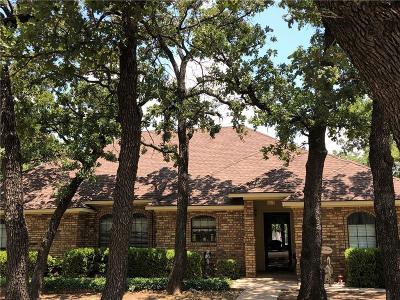 Joshua Single Family Home For Sale: 1015 Greenbriar Drive
