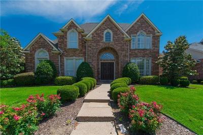 Frisco Single Family Home For Sale: 4865 Oakhurst Lane