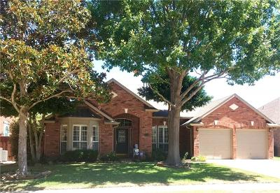 Frisco Single Family Home Active Option Contract: 12008 Paducah Drive