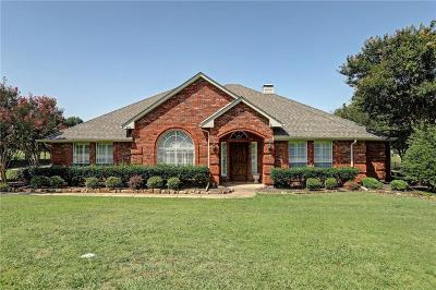 Wylie Single Family Home For Sale: 101 Carriage Trail