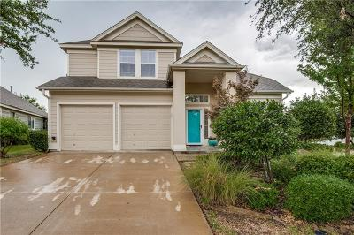 Fort Worth Single Family Home Active Option Contract: 5000 Keating Street