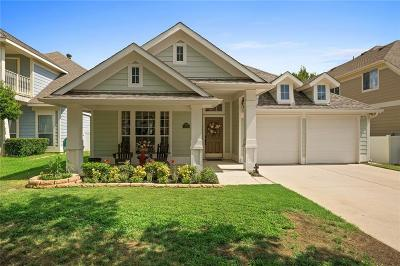 Providence Village Single Family Home Active Option Contract