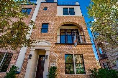 Irving Townhouse For Sale: 707 Will Rice Avenue