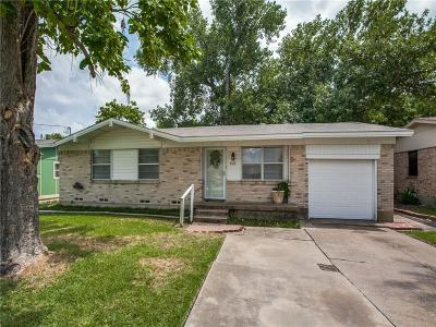 Sachse Single Family Home For Sale: 2708 McDearmon Street