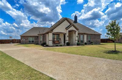 Single Family Home Active Option Contract: 1341 Willard Lane