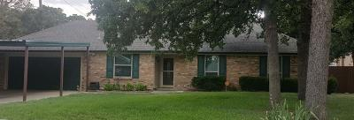 Azle Single Family Home For Sale: 701 Wood Lane