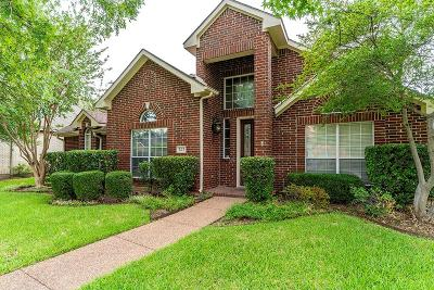 Coppell Single Family Home For Sale: 323 Buttonwood Court