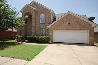 Grand Prairie Single Family Home For Sale: 5835 Prairie View Court