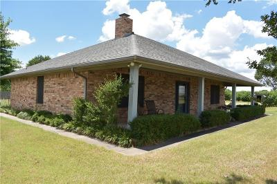 Cleburne Single Family Home For Sale: 4181 S Nolan River Road