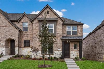 Mckinney Townhouse For Sale: 308 Carnaby Court