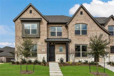 Mckinney Townhouse For Sale: 316 Carnaby Court