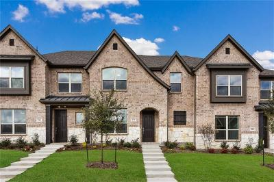 Mckinney Townhouse For Sale: 312 Carnaby Court