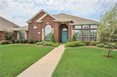 Keller Single Family Home For Sale: 1604 Chase Oaks Drive