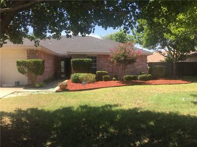 Red Oak Single Family Home Active Option Contract: 402 Buckskin Drive
