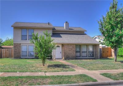 Dallas County Single Family Home For Sale: 3606 Fieldcrest Drive