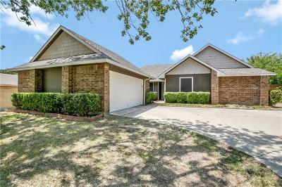 Fort Worth Single Family Home For Sale: 10169 Indian Mound Road