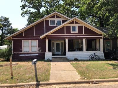 Canton TX Single Family Home For Sale: $79,000