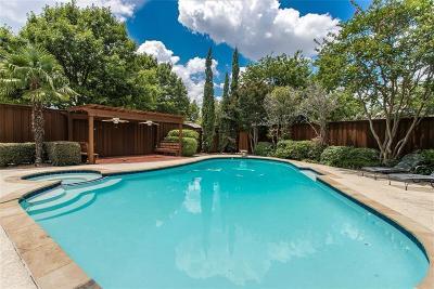 Richardson Single Family Home For Sale: 2013 Scarlet Oak Drive