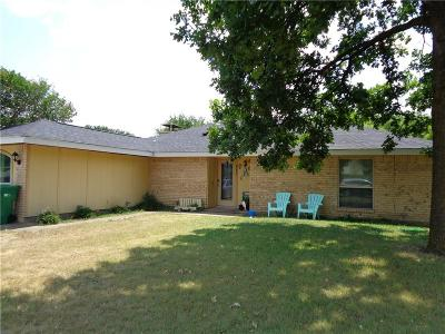 Cedar Hill Single Family Home For Sale: 807 Marigold Drive