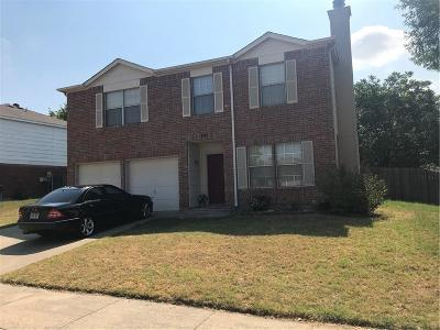 Dallas Single Family Home Active Option Contract: 7014 Lanyon Drive