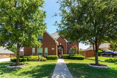 Prosper Single Family Home For Sale: 630 Table Rock Drive