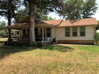 Canton TX Single Family Home For Sale: $99,000