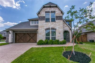 Fort Worth Single Family Home For Sale: 12717 Steadman Farms Drive