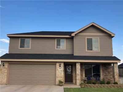Abilene Single Family Home For Sale: 3417 Firedog Road