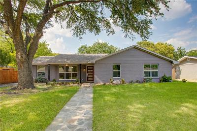Dallas Single Family Home For Sale: 3211 Jubilee Trail