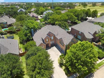 Flower Mound Single Family Home For Sale: 2109 Morgan Drive