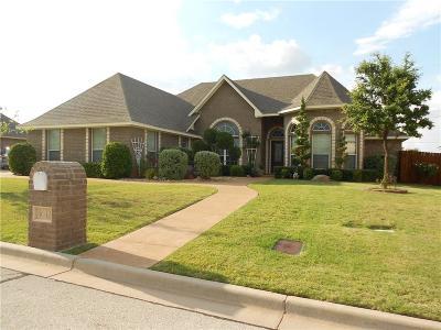 Abilene Single Family Home For Sale: 4602 Margaritas Way