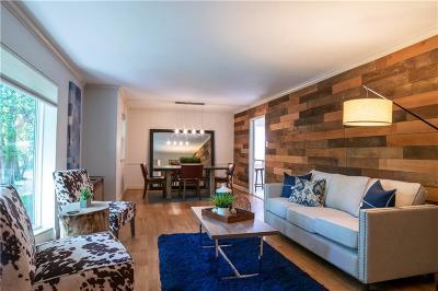 Dallas Single Family Home For Sale: 10566 Creekmere Drive