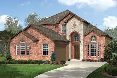 Midlothian Single Family Home For Sale: 3025 Burgundy Lane